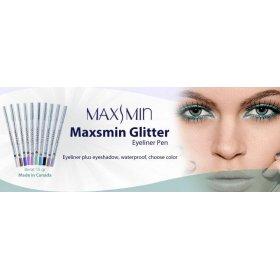 Maxsmin: Glitter Eyeliner Pen (Choose Color)