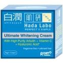 Hada Labo - Shirojyun - Ultimate Whitening Cream (Night Cream) (40gr)