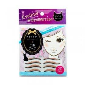 Eyeliner - W-Eyelids Tape (Choose Type)