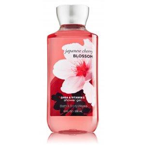 Shea & Vitamin E Shower Gel Japanese Cherry Blossom (295ml)