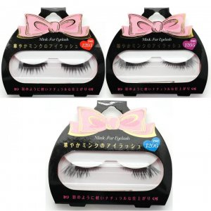 Mink Fur Eyelash (Choose Type)