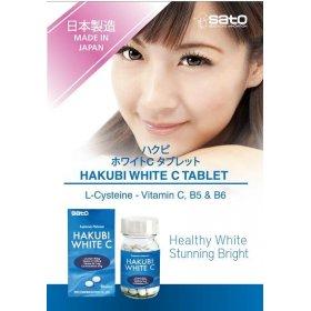 Hakubi White C - Tablet (90 Kapsul)