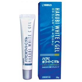 Hakubi White C - Gel (20 gr)