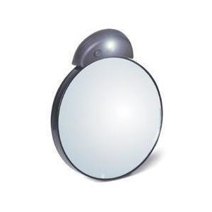 6762 Tweezerman 10x Lighted Mirror