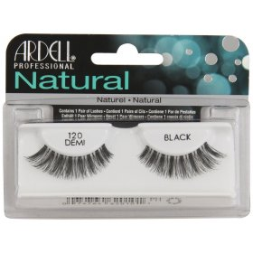 Fashion Lashes 62010 (120 Demi Black)
