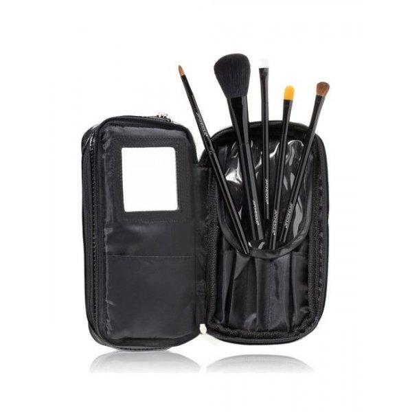 Japonesque - BS-073 Silhouette Brush Set Black
