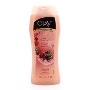 Silky Berry (Body Wash)