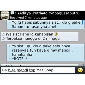 MET Whitening Soap