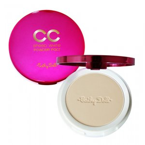 CC Powder Pact SPF 40 PA+ - Natural Beige (12gr)