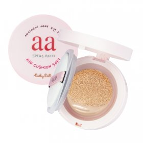 AA Air Cushion Soft SPF45 PA+ - Light Beige (12g)