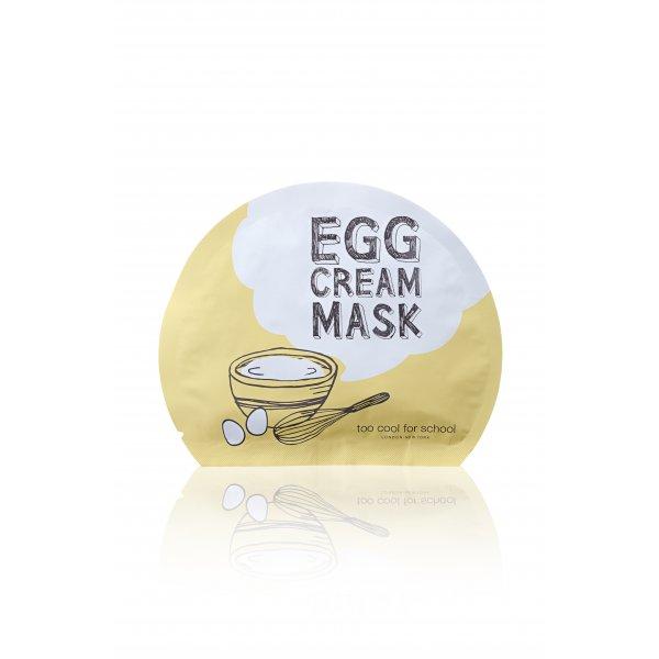 Egg Cream Mask (28g)