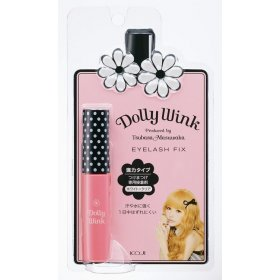 Dolly Wink - Eyelash Fix White (Standart)