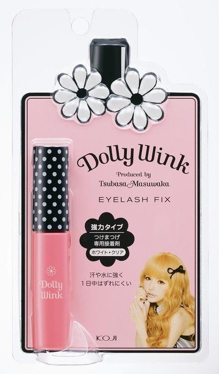 Koji Dolly Wink Eyelash Fix White