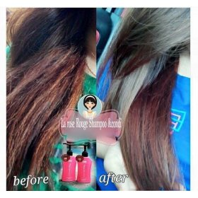 Repair Damaged Hair Shampoo