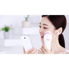 2 in 1 facial brush (cleasing & make up brush)