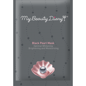 Black Pearl Mask (1pcs)