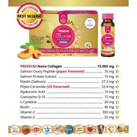 Premium Nano Collagen (1box)
