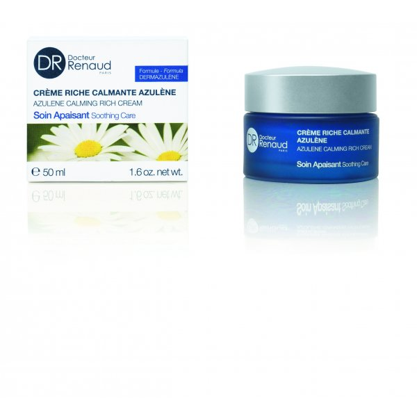 Azulene Calming Rich Cream