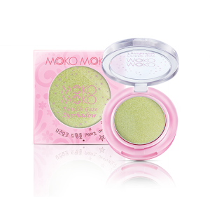 Twinkle Gaze Eyeshadow (Sorbet Green)