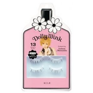 Koji - Dolly Wink No.12 - Baby girl Lash