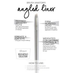 Bold Metals Collection - 202 Angled Liner