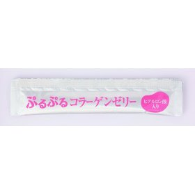 Puru Puru Collagen Jelly ( Peach Juice )