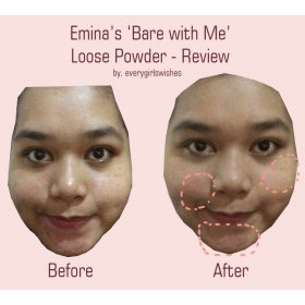 Bare With Me - Mineral Lose Powder (Fair)