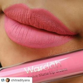 Exclusive Matte Lip Cream (Pink Me)