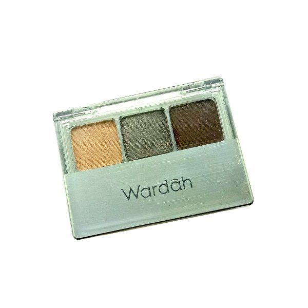 Wardah - Nude Colours Eyeshadow Classic