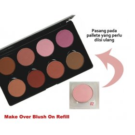 Blush On Refill - Iredescent Pink (02)