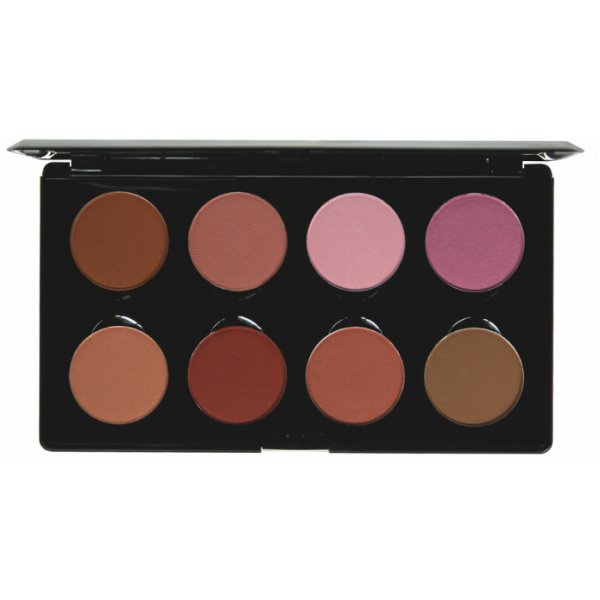 Perfect Shade Blush On Palette