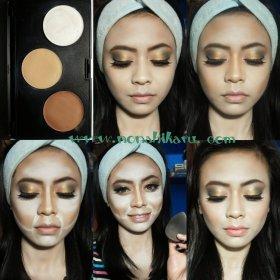 Creamy Foundation Palette