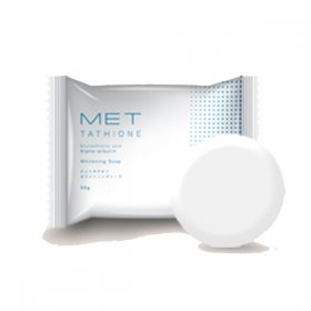 MET Whitening Soap (50gr)