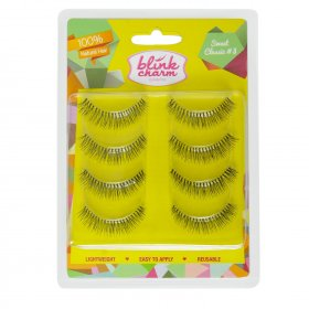 Eyelashes Sweet Classic 3 (Isi 4 Pasang)