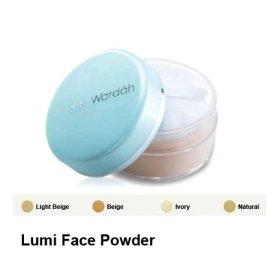 Wardah Evd Face Powder ( Beige)