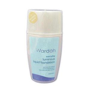 Wardah Evd Lum Liquid Foundation 40 ml ( Light Beige)