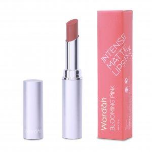 Wardah Intense Matte Lipstick ( Blooming Pink )