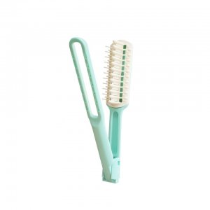 Hair Straightening Comb (Mint)