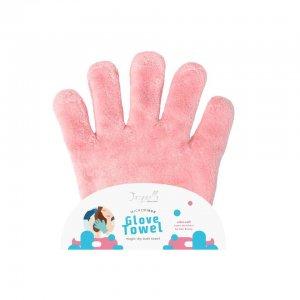Microfiber Glove Towel (Pink)