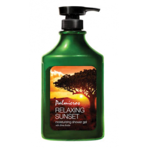 Moisturizing Shower Gel Relaxing Sunset (750ml)
