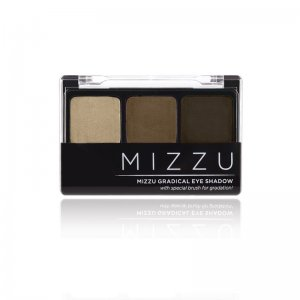 Mizzu Gradical Eye Shadow ( Natural Mocha)