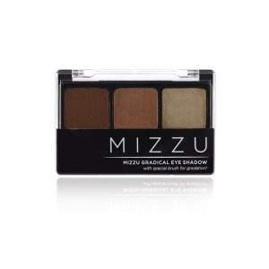 Mizzu Gradical Eye Shadow (Coral Sand)