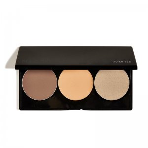 Mizzu Alter Ego Contour & Highlight Kit Rose Palette
