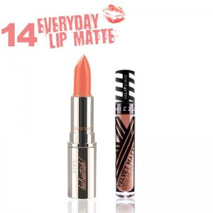 Everyday Lip Matte Bundling 14