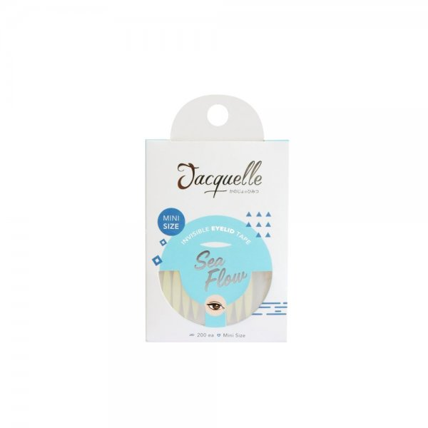 Invisible Eyelid Tape - Sea Flow Mini Size (Yellow)