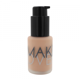 Ultra Cover Liquid Matte Foundation - Velvet Nude (05)