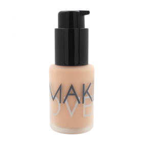 Ultra Cover Liquid Matte Foundation - Ochre (01)