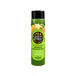 Kiwi & Carambola Creamy Wash Scrub (250ml)