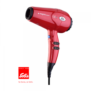 Magma 251 Strong Hair Dryer 2000W (Red)