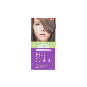 Hair Color Cream Coffee